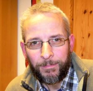 Steffen Huber, Inhaber der Drechslerei