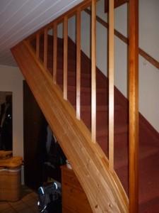 Treppenharfe