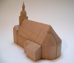 Kirchen Bausatz Brandenburg