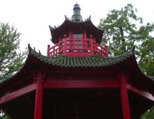 Chinesischer Pavillon Berliner Zoo